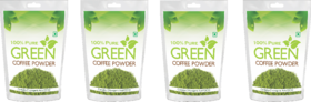 Health First Pure Organic Arabica Green Coffee Beans powder For Weight Management -800Gm