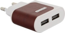 Trendz Orkia 2.1 A Dual adapter