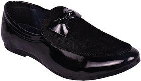 BB LAA 1001 Black Slip-on Men's Comfortable-fashionable