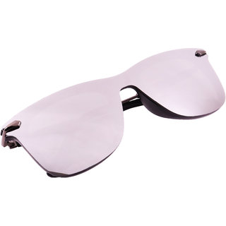 FOXY  Mirrored wayfarer sunglasses