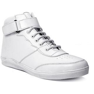 Shoeson Men's white  Smart casual