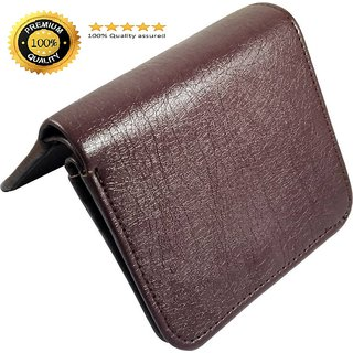 Insta Brown New Men's Wallet (Synthetic leather/Rexine)
