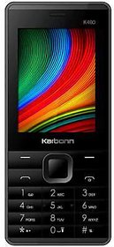 New Karbonn Mobile K490+ With 1 Year Manufacturer Warra