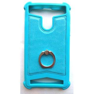 Universal Blue Color Vimkart mobile back cover case, guard, protector for 4.7 inch mobile Idea