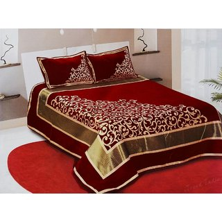 LA RO ZE home furnishings by PREMIUM CHENILLE BEDSHEET