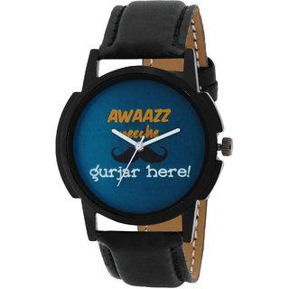 Gen Z GENZ-SN-GUJ-0001 Gujjar Gurjar graphic watch for youth
