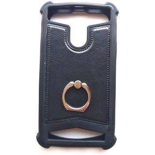 Universal Black Color Vimkart mobile back cover case, guard, protector for 5.2 inch mobile Puncher