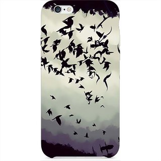 Printgasm iPhone 6s printed back hard cover/case,  Matte finish, premium 3D printed, designer case