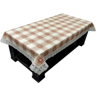 LooMantha 4 Seater Center Table Cover, Premium Quality 4.0