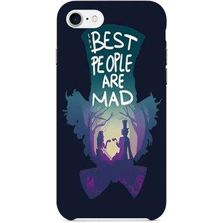 Printgasm iPhone 7 printed back hard cover/case,  Matte finish, premium 3D printed, designer case
