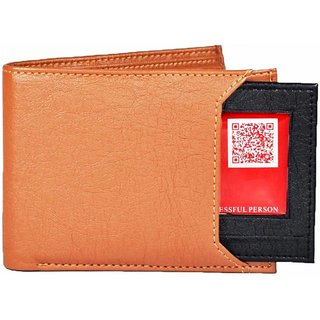 Fastrace Insta TB Card Holder Men's Wallet (Synthetic leather/Rexine)