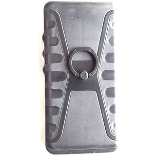 Universal Black Color Vimkart mobile slider cover back case, guard, protector for 4 inch mobile Trio
