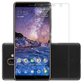 Tempered Glass For Nokia 7 Plus Standard Quality
