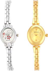 Shostopper Vintage Collection Combo Watches for Womens SJ303CB