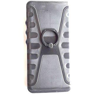 Universal Black Color Vimkart mobile slider cover back case, guard, protector for 4 inch mobile Lava