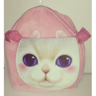 soft pink colour bag purse for girls