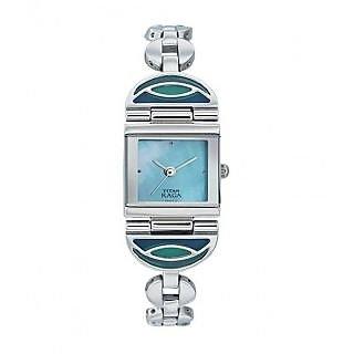 Titan Raga 2500SM01 Watch - Blue