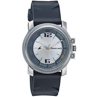 dce839a5b Buy Fastrack Quartz Black Round Men Watch 3039sp01 Online   ₹1375 ...
