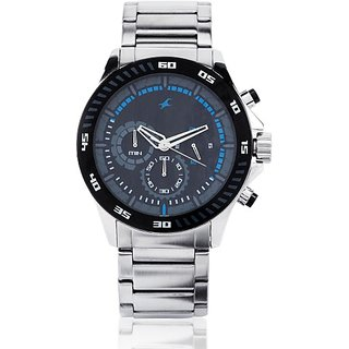 Fastrack ND3072SM03 Chronograph Watch  - For Men