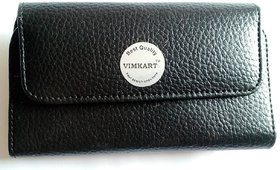 Vimkart mobile holder belt clip pouch cover case, guard, protector for 4.3 inch mobile Kara