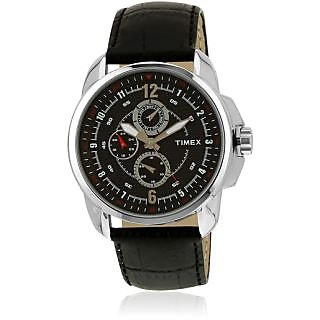 Ti000N90500 Black Analog Watch