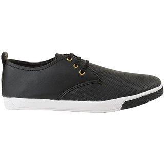 Vanni Obsession Men's Black Lace-up Smart Casual Shoes