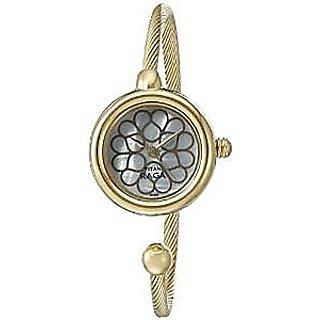 Titan Quartz White Dial Women Watch-9937YM01