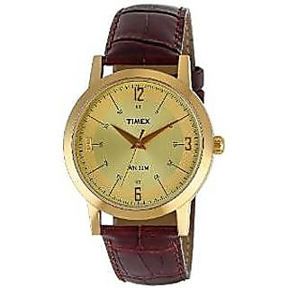Timex Quartz Multi Dial Mens Watch-TI000T10100