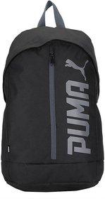 Puma Pioneer Backpack II 17.5 L Laptop Backpack  (Black)