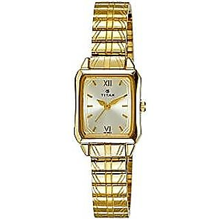 Titan Quartz Multi Dial Women Watch-2488YM01