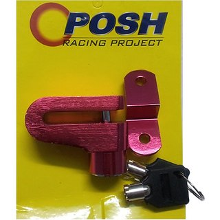 Shhira Motorcycle Disk Lock Security