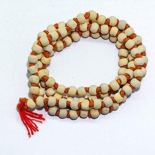 Chandan Mala / Red Sandalwood Rosary Mala for Wearing and Jaap / Chanting