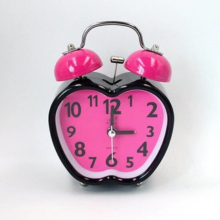 Style Maniac Analog Multicolor Twin Bells Alarm Clock