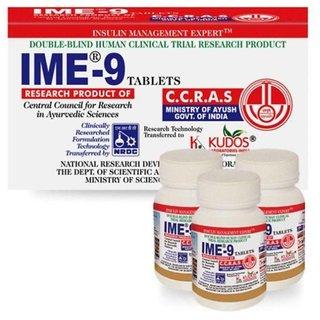Kudos IME-9 Set of 3