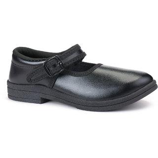 Birdy school shoes for black (Girls-1)