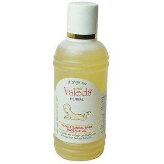 Valeda Herbal Baby Massage Oil (100)