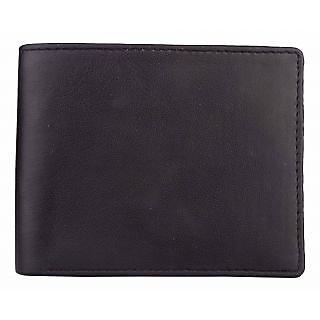 Exotique Men's Black Wallet (WM0001BK)