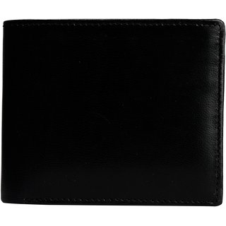 Exotique Men's Black Wallet (WM0005BK)