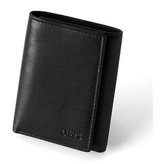 Men Trifold Leatherlite Wallet (A501)