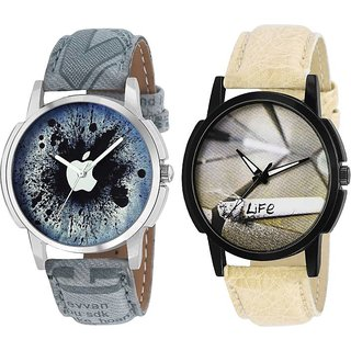 81ad656275e Buy Glamexy Combo of 2 Boy Watches Online @ ₹599 from ShopClues