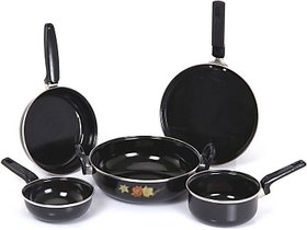 cookware set of 5 pc.