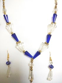 Handmade jewellery right from the house of Zia Collection.
