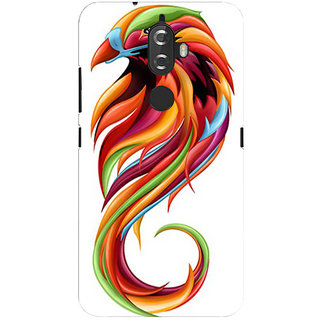 Printgasm Lenovo K8 Plus printed back hard cover/case,  Matte finish, premium 3D printed, designer case