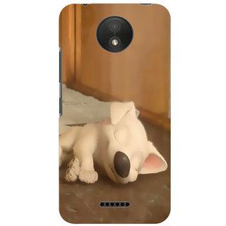 Printgasm Motorola Moto C printed back hard cover/case,  Matte finish, premium 3D printed, designer case