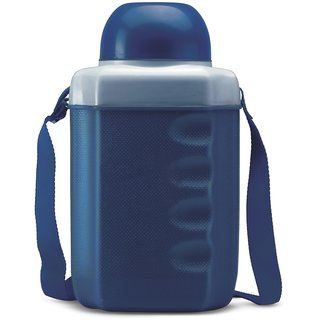 Milton cruiser 2200 ml school water bottle for kids blue