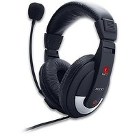iBall Rocky Over-Ear Headphones with Mic