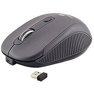 Zebronics Rechargeable WireLess Mouse Denoise
