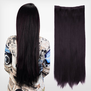 Hair Extensions for Wedding Black