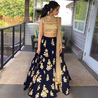 lahenga choli party wear