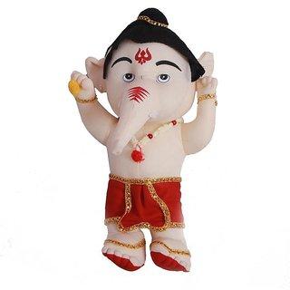 ARD Original Small Ganesh,Premium Quality,Non-Toxic Super Soft Plush Stuff Toys for all age groups